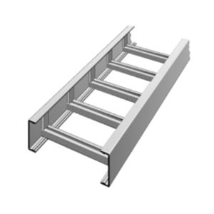 bandeja de escalera de poliéster reforzado por fibra de vidrio