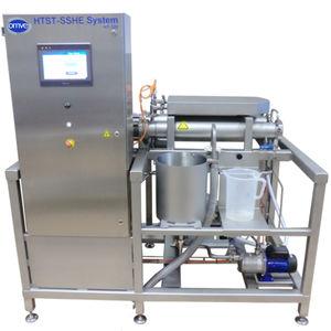 pasteurizador y esterilizador para zumo de frutas