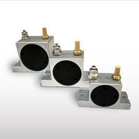 vibrador neumático / para multiproductos / para tolva / para silo