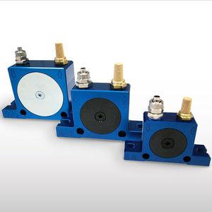 vibrador neumático / para hormigón / para tolva / para silo