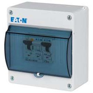 caja eléctrica modular