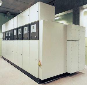 cuadro eléctrico primario / de tensión media / aislado en aire / compacto