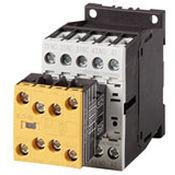 contactor de seguridad / electromecánico / en riel DIN