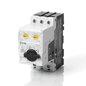 disyuntor magnetotérmico / para sobrecargas / contra cortocircuitos / modulable