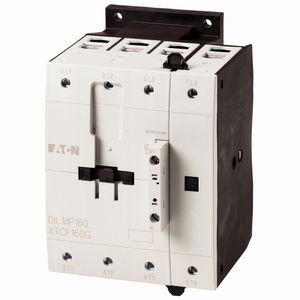 contactor de potencia / electromagnético / 4 polos