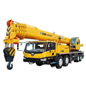 grúa móvil / telescópica / para obra / para aplicaciones mineras