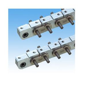 cadena para transporte de aluminio