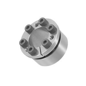 acoplamiento dispositivo de bloqueo / compacto / por fricción / de brida