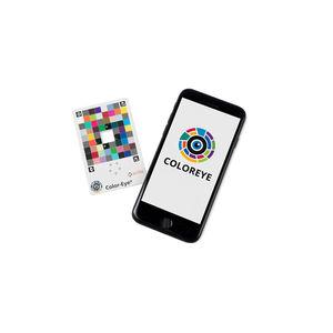 software de calibración / de correspondencia de colores / para aplicaciones móviles