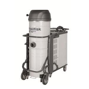 aspirador antideflagrante / para polvo nocivo / trifásico / industrial