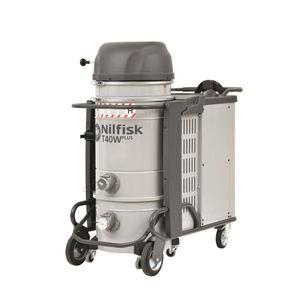 aspirador para polvo nocivo / trifásico / industrial / móvil