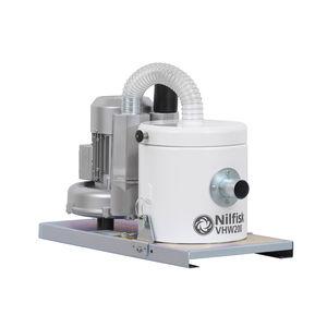 aspirador de polvo / trifásico / para la industria agroalimentaria / químico