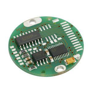 encoder rotativo absoluto / magnético / analógico / compacto