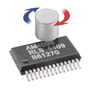encoder rotativo circuito integrado / incremental / absoluto / magnético