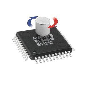encoder rotativo circuito integrado / absoluto / magnético / sinusoidal