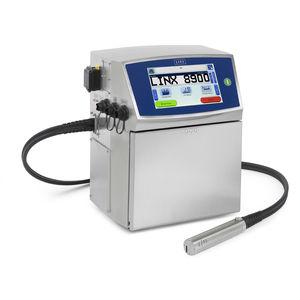 impresora por chorro de tinta continuo / de inyección de tinta / para entorno difícil / de alta velocidad