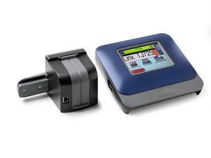 máquina de marcado de inyección de tinta / benchtop / para papel