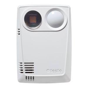registrador de datos de temperatura y humedad / de UV / WiFi / sin pantalla