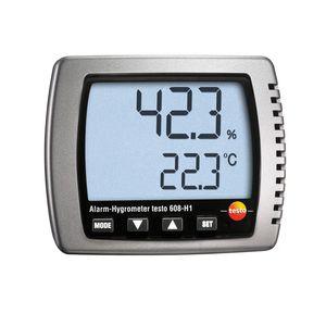 termo-higrómetro digital / portátil / a punto de rocío / humedad relativa