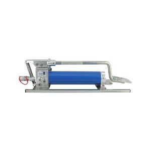 bomba hidráulica de pistón / con pedal