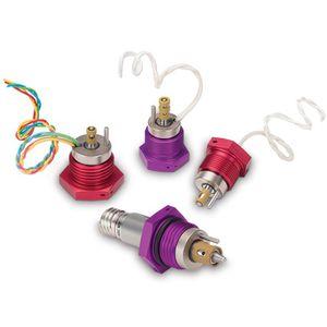 electroválvula en miniatura / de control asistido / de 2/2 vías / de 3/2 vías