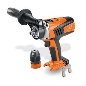 taladradora atornilladora / sin cable / potente / de cuatro velocidades