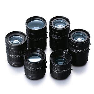 objetivo de cámara zoom