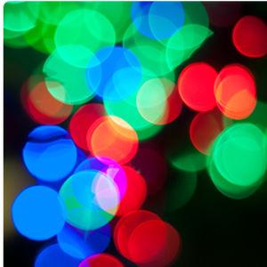 filtro óptico RGB