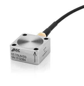 acelerómetro 1 eje / capacitivo / de bajo ruido / IP68