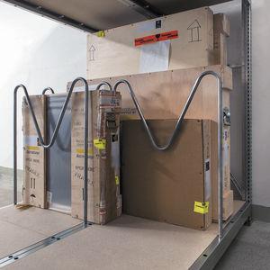 sistema de estanterías depósito de almacenamiento / para cargas pesadas / ajustable / unilateral