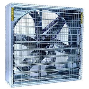 ventilador de pared / axial / de evacuación / de extracción