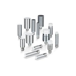 sensor de proximidad inductivo / cilíndrico / rectangular / resistente al aceite