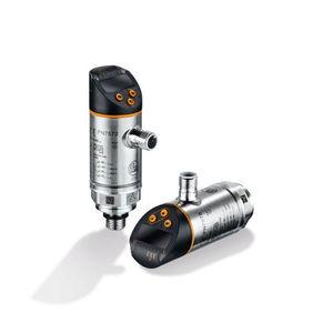 sensor de presión relativa / capacitivo / con interfaz IO-Link / roscado