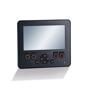 HMI de vigilancia / con teclado / empotrable / 320 x 240