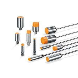 sensor de proximidad inductivo / cilíndrico roscado / para entorno difícil / de metal