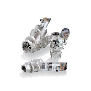 sensor de caudal electromecánico