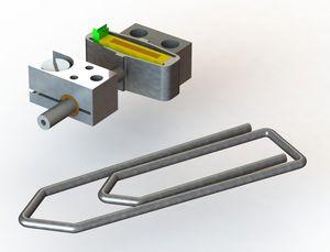 motor piezoeléctrico lineal