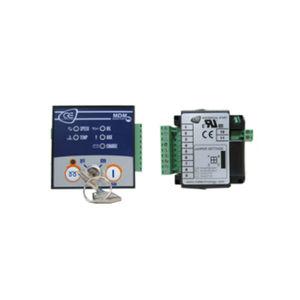 controlador para grupo electrógeno manual