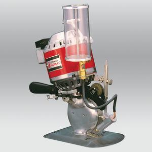 máquina de corte de tejido / de hoja rotativa / de hojas / hender