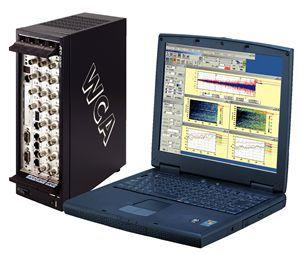 analizador de audio / de ruido / portátil / multivía