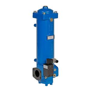 filtro hidráulico / con cesta / de baja presión / en línea