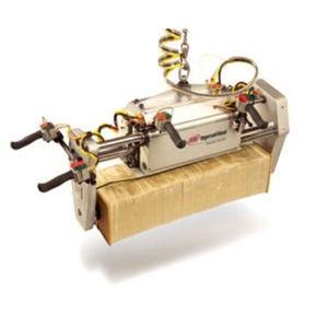 brazo manipulador con sistema de apriete