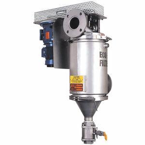 filtro de líquido / con cesta / autolimpiante / de alta temperatura