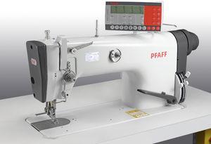 máquina de coser punto anudado
