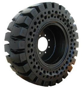 neumático para maquinaria de construcción / para carretilla elevadora todoterreno / para minicargadora / para minicargadora compacta