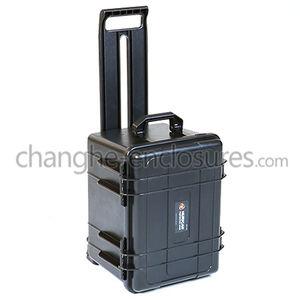 cajón de ABS / estanco / con 2 ruedas / irrompible