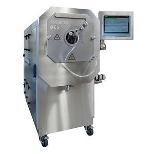 máquina para estucado de laboratorio
