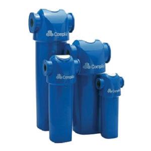 filtro de aire comprimido / de cartucho / compacto / modular