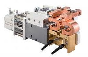 línea de soldadura por resistencia / automatizada / horizontal / modulable
