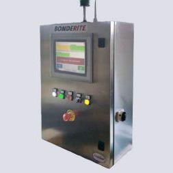 sistema de control para procesos químicos / automático